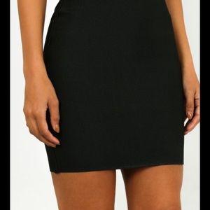 🆑♣️Wow Couture Mini Bandage Skirt. Size M